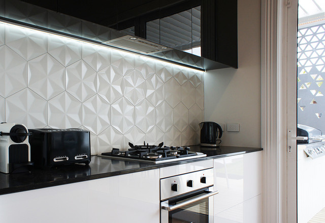 The Block Nz Tiles Kitchen Auckland By Tile Space New Zealand
