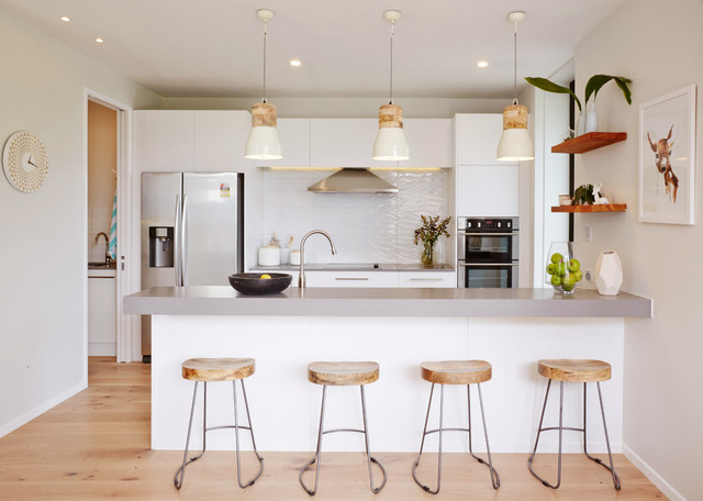 The block season iii scandinavian kitchen auckland for Kitchen set nz