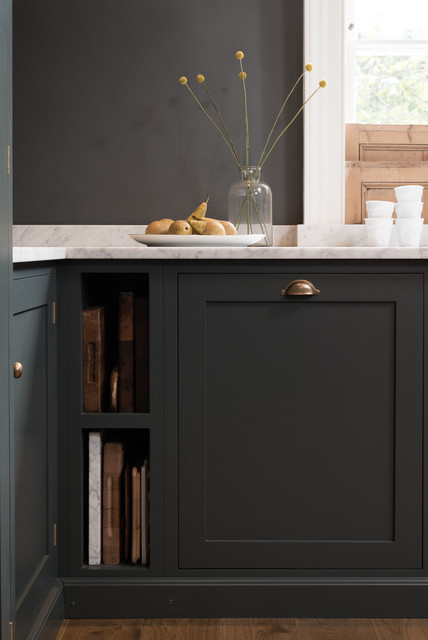 The Bloomsbury WC1 Kitchen by deVOL transitional-kitchen