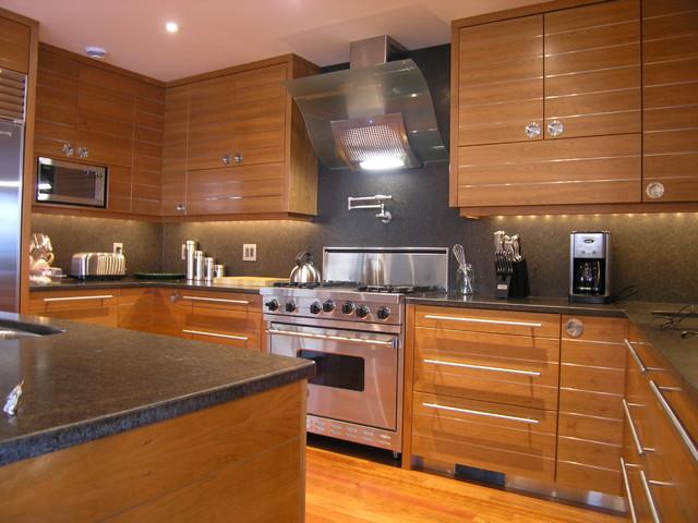The Boathouse modern-kitchen