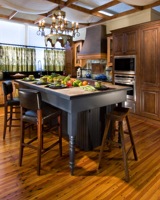 The Bohemian Kitchen Eclectic Kitchen Jackson By