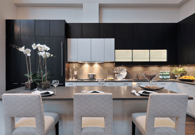 Perfect Modern Kitchen Room Interior Of To Ideas