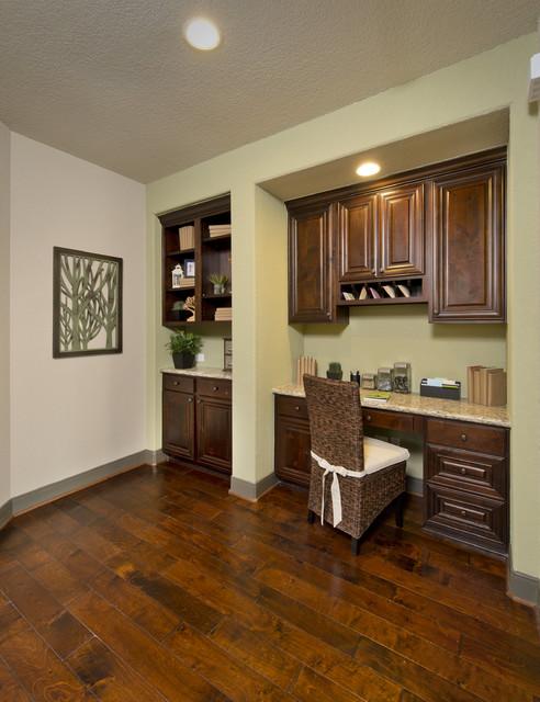 The Breckenridge Model Home traditional-kitchen