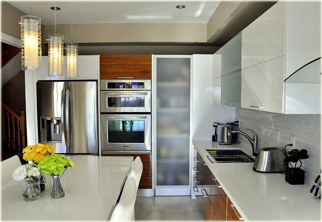 The Brightest Kitchen contemporary-kitchen