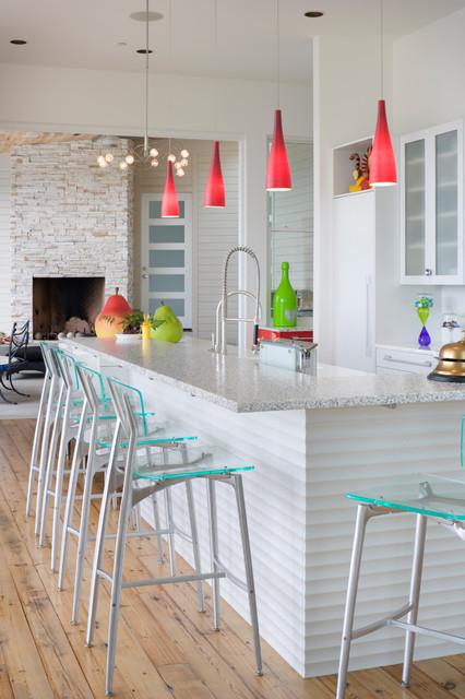 The Brunswick modern-kitchen