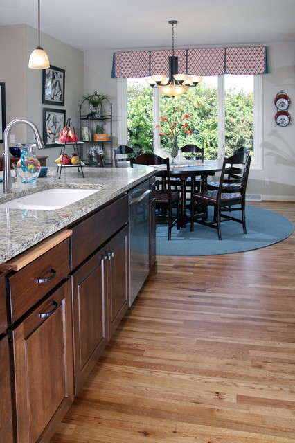 The Cameron Model traditional-kitchen