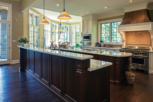 The Cedar Court   Plan     Traditional   Kitchen   other metro    The Cedar Court   Plan   traditional kitchen