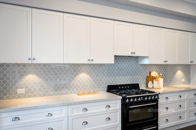 The Classic Hamptons Kitchen Coastal Kitchen Gold Coast Tweed By Interior Blank