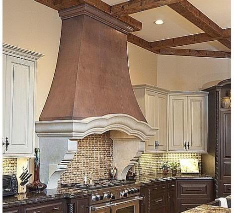 The Claudelle Kitchen Range Hood Francois Amp Co