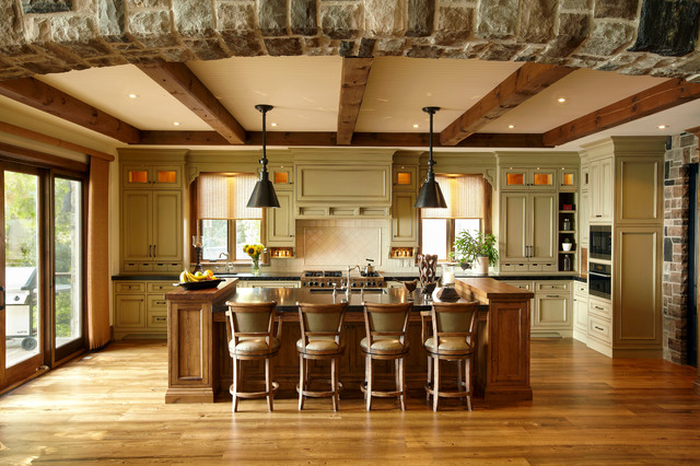 rustic cottage kitchen ideas the cottage rustic kitchen toronto by parkyn design 4966