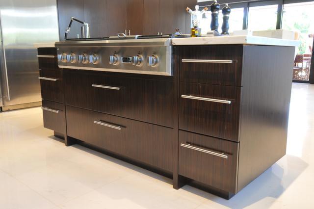 The Dafne modern-kitchen
