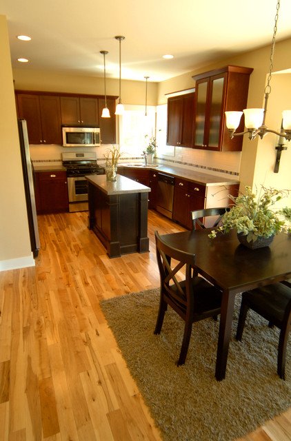 The Dalton Project traditional-kitchen