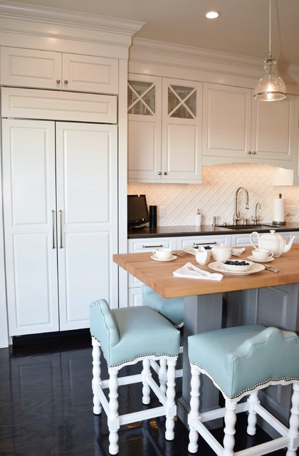The Davis Traditional Kitchen Remodel Los Angeles Ca Traditional Kitchen Los Angeles