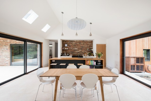 The Dell contemporary-kitchen