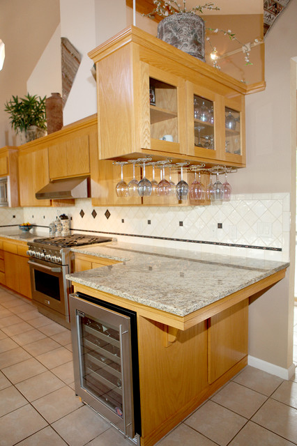 The Design Partner Natural Elements Traditional Kitchen Sacramento By The Design Partner