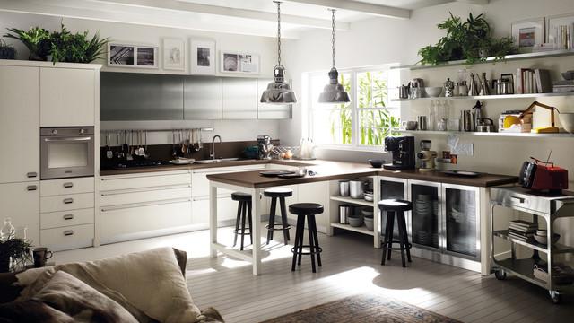The Diesel Social Kitchen by Scavolini - Modern - Küche - Toronto ...