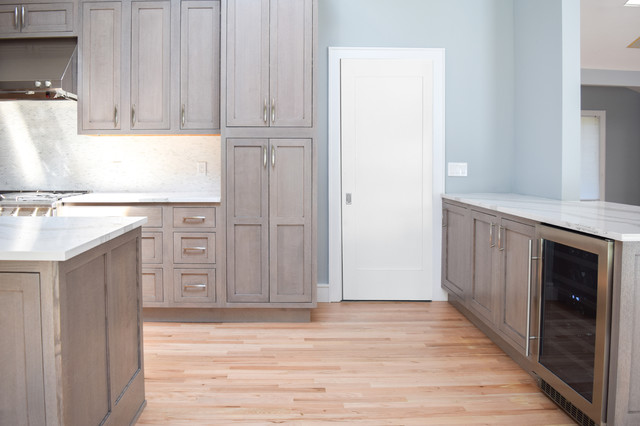 The Driftwood Project American Traditional Kitchen New York By Coastal Cabinet Works