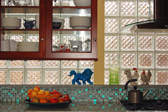 The Family Jewel contemporary-kitchen