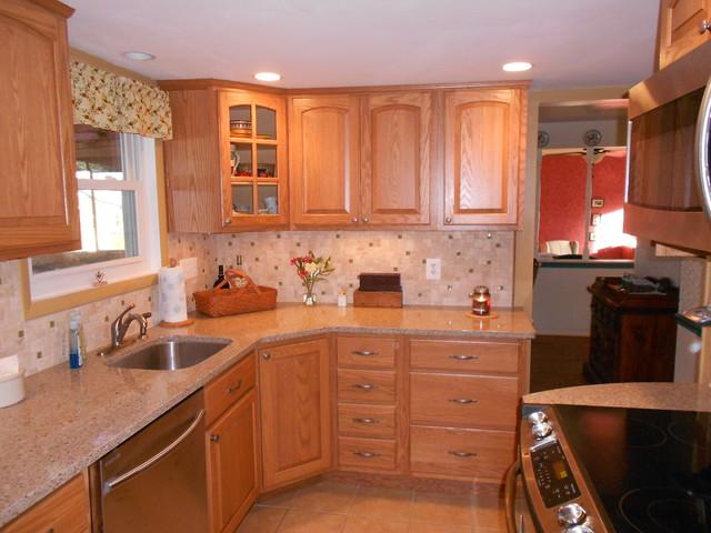 The Farley Kitchen - Traditional - Kitchen - baltimore ...