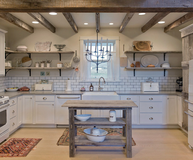 The Farmhouse Farmhouse Kitchen Other by BKS
