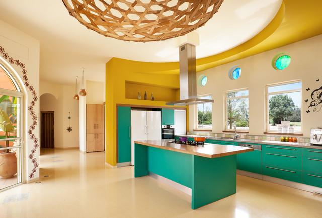the feldmans contemporary-kitchen