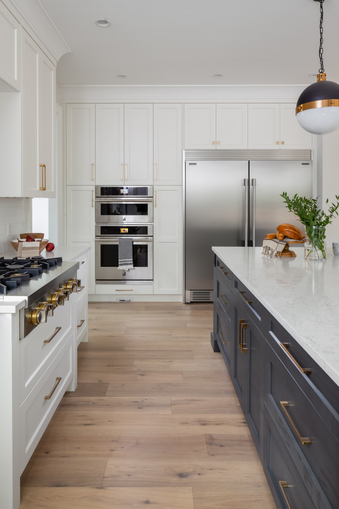 The Gables - Transitional - Kitchen - Vancouver - by ...