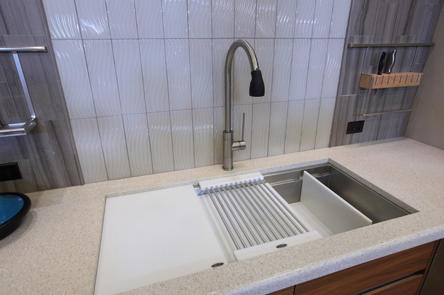 The galley sink super functional work station - Kitchen sinks austin tx ...