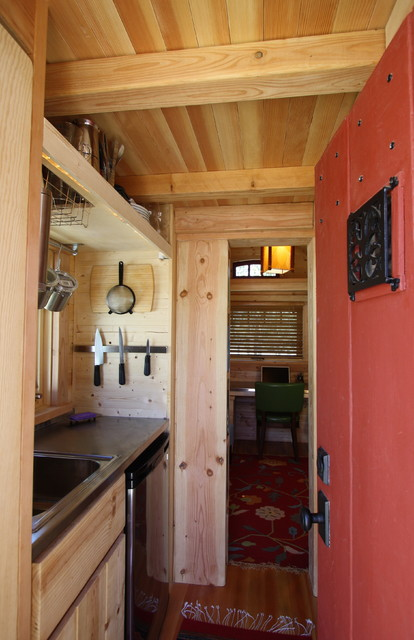 traditional  by Tumbleweed Tiny House Company