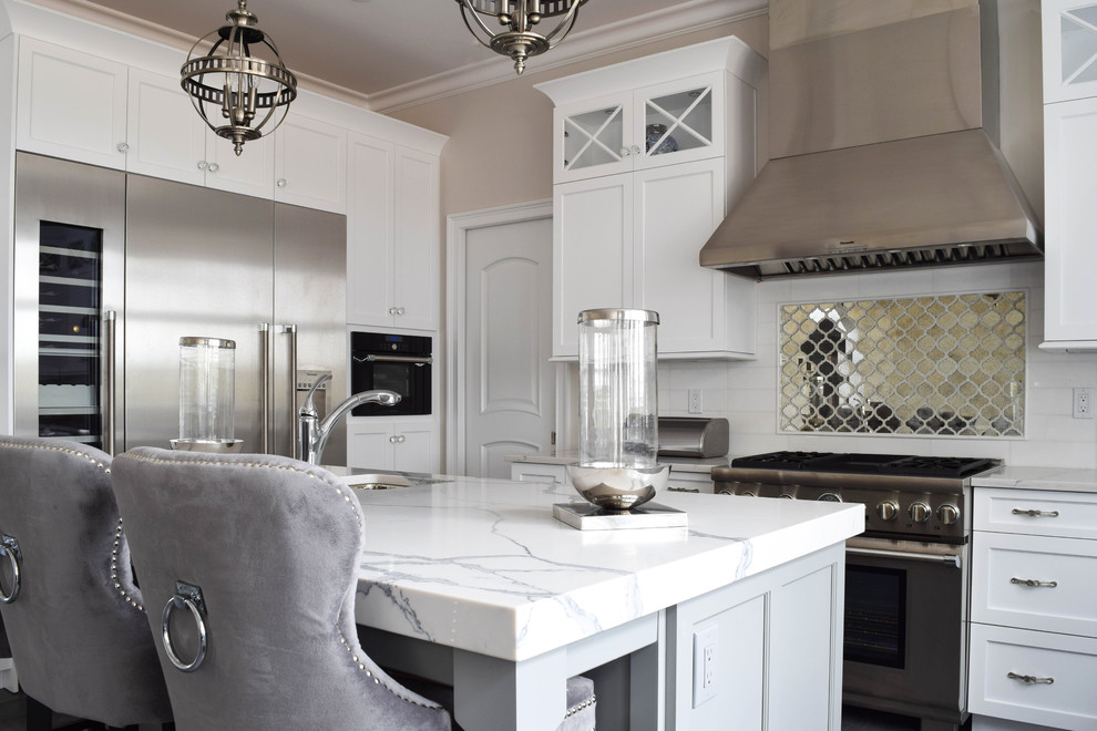 The Glen Head Project - Transitional - Kitchen - New York ...