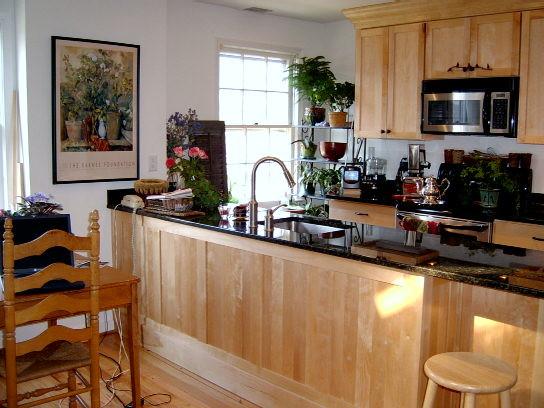 The Gund Kitchen traditional-kitchen