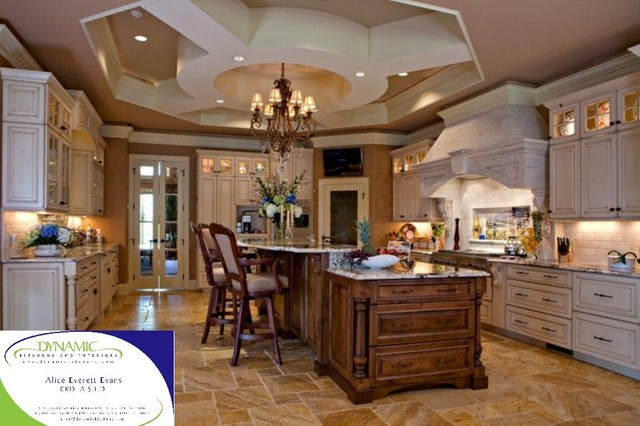 The Gurley Residence Mediterranean Kitchen Wilmington By Dynamic Kitchen And Interiors
