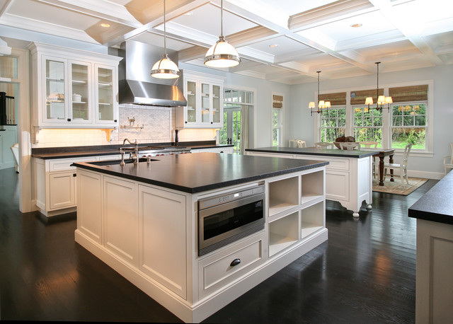 Captivating The Hampton Traditional Kitchen Part 19