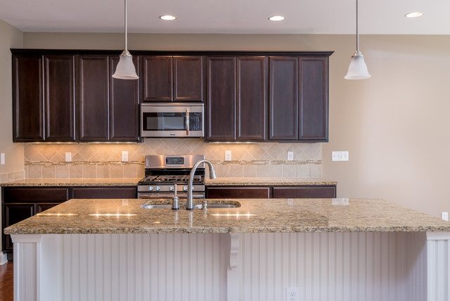The Hartford Ii Traditional Kitchen Other Metro By Ball Homes