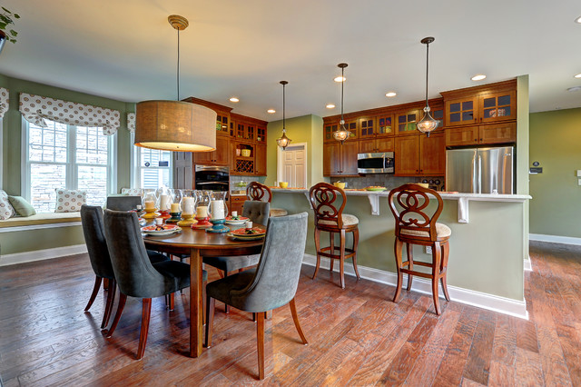 The Hartford Model traditional-kitchen