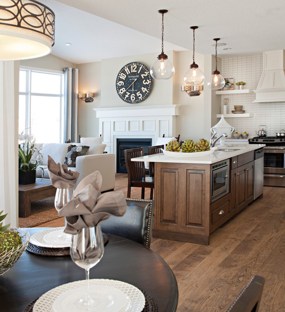 The Hawthorne - Kitchen - Traditional - Kitchen - Calgary - by Cardel Homes