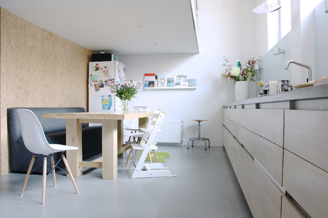 The home of Karianne contemporary-kitchen