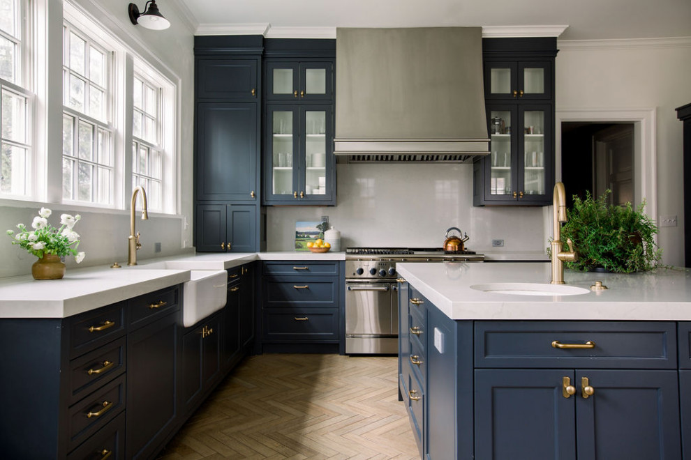 The Influencer - Traditional - Kitchen - Chicago - by ...