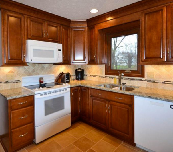 The JAE Company Traditional Kitchen Columbus By