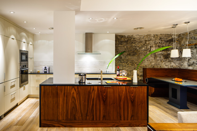 The jet set contemporary kitchen montreal by for Tendances concept