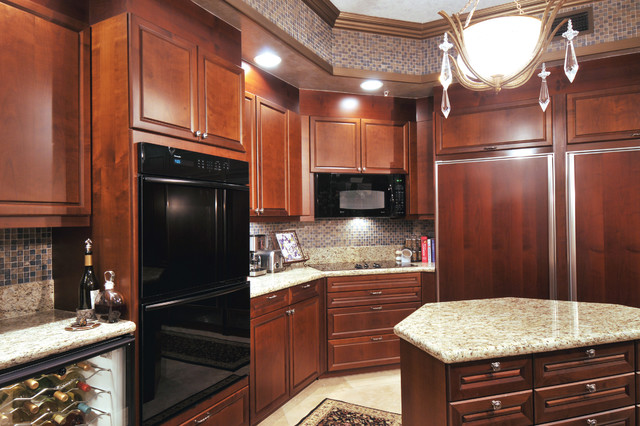 The Julianne traditional-kitchen