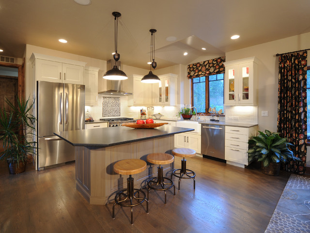 The Kalispell Kitchen contemporary kitchen