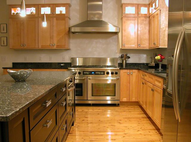 The Kitchen contemporary-kitchen