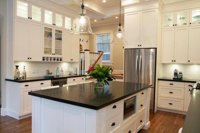 The Lakehouse beach-style-kitchen