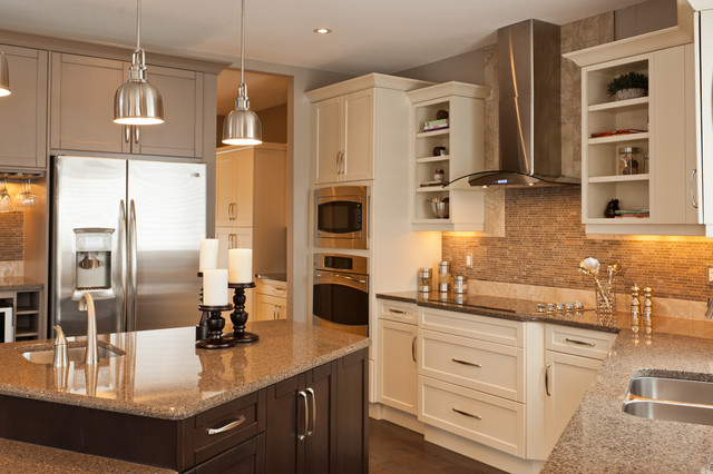 The Lancaster contemporary-kitchen