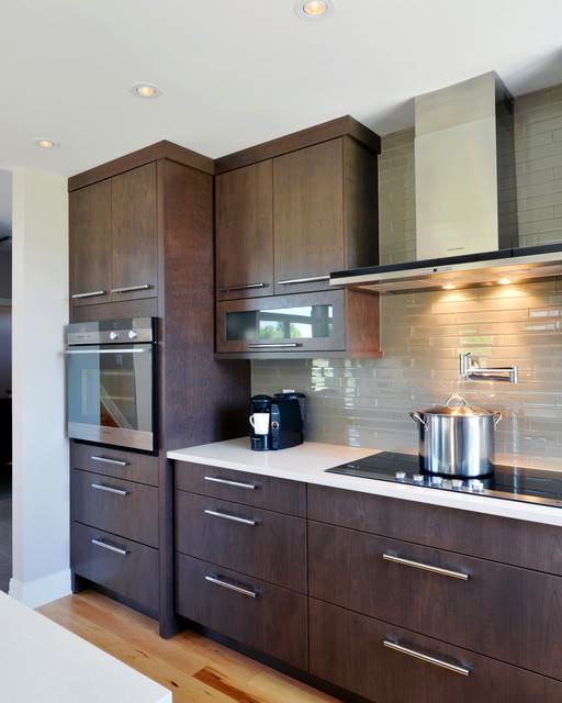 The Living modern-kitchen