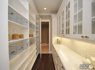 The mackenzie contemporary kitchen edmonton by marcson homes ltd Pantry cabinet edmonton
