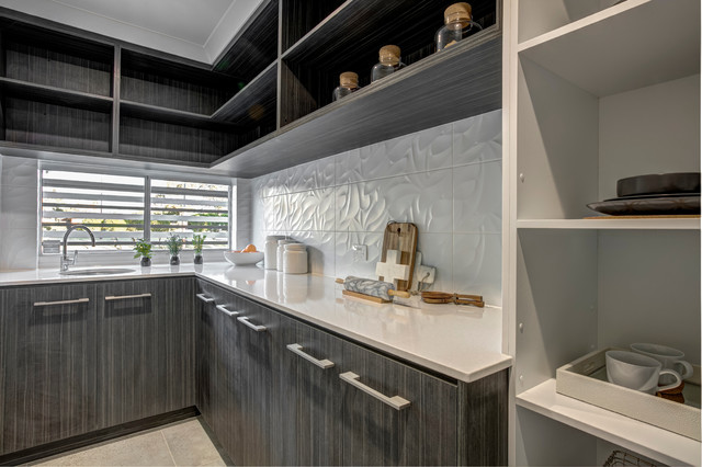 The marlow contemporary kitchen perth by for Marlow builders