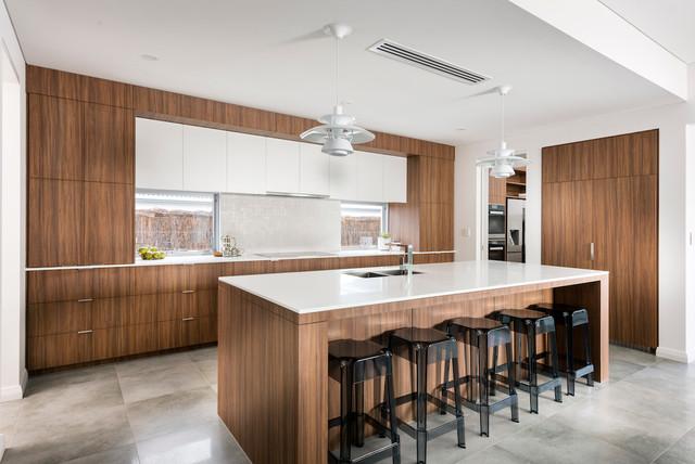 The Mcm Mid Century Modern Midcentury Kitchen Perth
