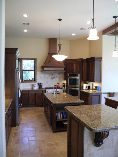 The McQuade Residence traditional-kitchen