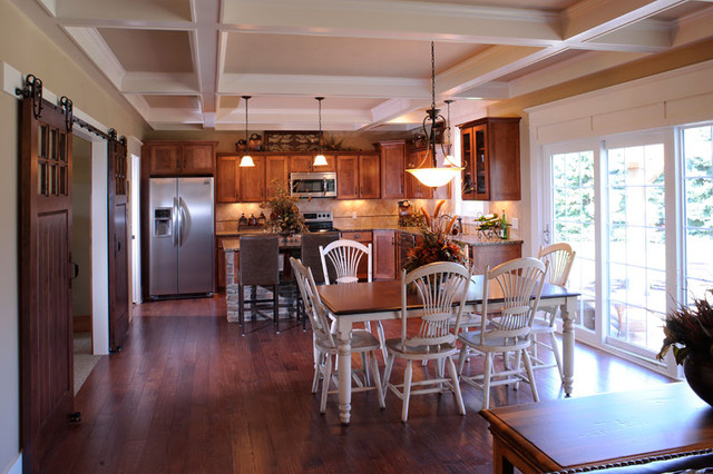 The Meadows ~ Wooster, OH traditional kitchen
